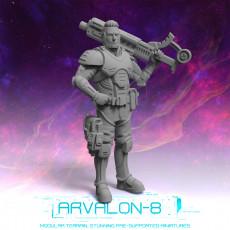 Arvalon 8 Crews: Crew 10-3 Vasei Kolcha