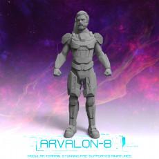 Arvalon 8 Crews: Crew 11-4 Brian Walker