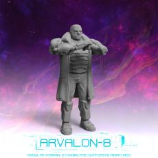 Arvalon 8 Crews: Crew 3-3 O'Rvos