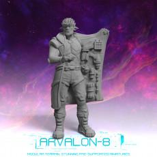 Arvalon 8 Crews: Crew 5-1 The Solis Brothers