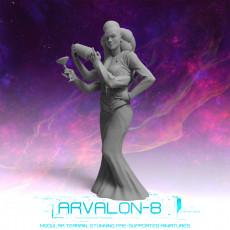 Arvalon 8 Crews: Crew 5-2 Carla Wesk