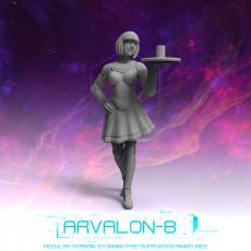 Arvalon 8 Crews: Crew 5-4 Yufi