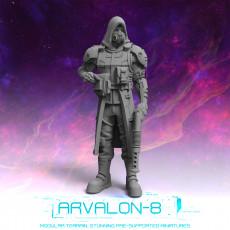 Arvalon 8 Crews: Crew 8-1 Ysunar Em