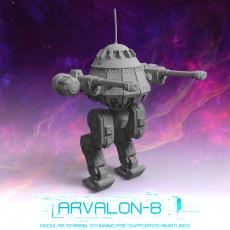 Arvalon 8 Crews: Crew 9-1 BZ Colossus
