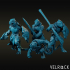 Lizardfolk Warriors Pack NOW PRESUPPORTED image