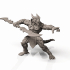Dragonborn Paladin - Professionally pre-supported! image