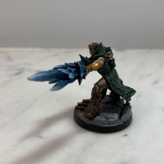 Picture of print of Elf Mage - Professionally pre-supported!