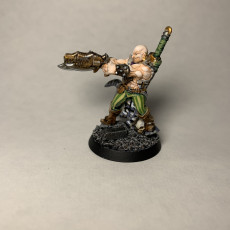 Picture of print of Human Gunslinger or Crossbow expert! - Professionally pre-supported!