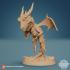 White Dragon PRE-SUPPORTED image