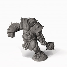Troll Champion - Professionally pre-supported!