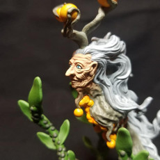 Picture of print of The Oldmother (cosmic guardian)