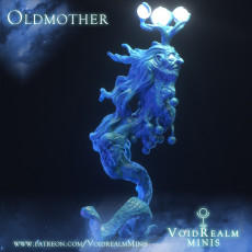 The Oldmother (cosmic guardian)