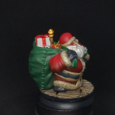 Picture of print of Christmas Community Print & Paint Competition