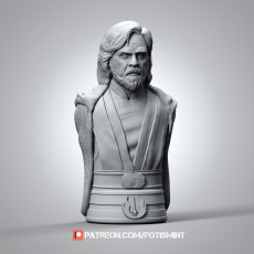 Luke Skywalker bust - The Last Jedi