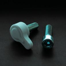 M8 SHCS screw handle