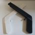 Rubber band gun - elastic gun - toy image