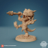 Kobold (Spear) 24mm PRE-SUPPORTED image