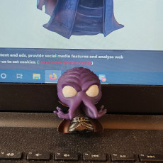 Picture of print of Mindflayer 24mm FREE PRE-SUPPORTED