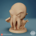 Chibi Mind Slayer- Spellcaster 24mm PRE-SUPPORTED image