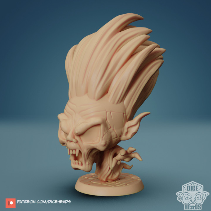 Chibi Spectre 24mm PRE-SUPPORTED's Cover