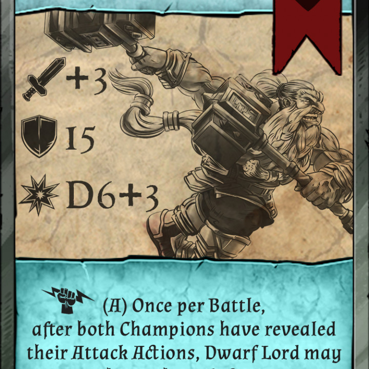 Pit Fighter Cards and Rules
