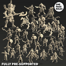 Fantasy Army Bundles