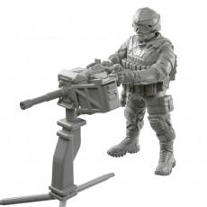 Heavy weapon  September 2020