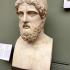 Portrait of a Man on a Herm (known as Anacreon) image
