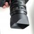 M52x0.75 lens hood for 50 mm lens image
