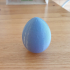Egg percussion shaker rattle image