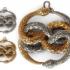 Auryn Medallion - Print Ready - FREE STL image