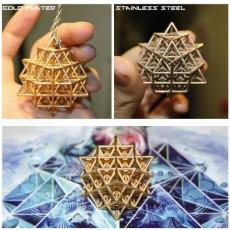 64-sided Tetrahedron - FREE STL