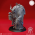 Krampus - Tabletop Miniature (Pre-Supported) image