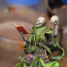Lich - Tabletop Miniature (Pre-Supported)