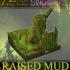 Swamp of Sorrows - Raised Mud image