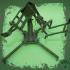 M63 Mount for M2 Browning .50 Caliber Machine Gun - scale 1/4 image