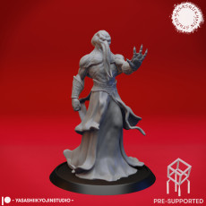 Cthulhid - Tabletop MIniature (Pre-Supported)