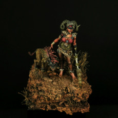 Picture of print of December 2020 Release - The Bugbear band