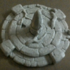 Picture of print of Ritual Stone