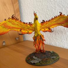 Picture of print of Phoenix