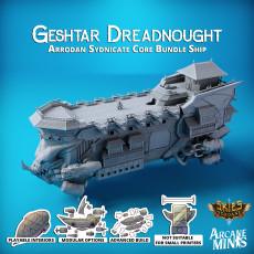 Arrodan Syndicate - Geshtar Dreadnought