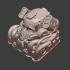 Keycap - War Machine Keycap - Custom Mechanical Keyboard image