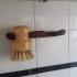 Kitchen Brush Wall Mount image