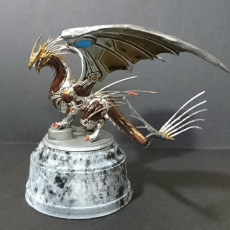 Picture of print of Construct Dragon