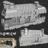 Electro Rail Trains - Clan Tinleg Fortress Car image