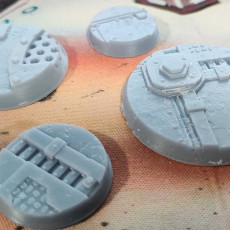 Picture of print of Industrial Bases