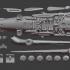 Steampunk Airplane image