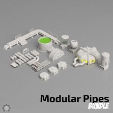 Modular Pipe System Bundle