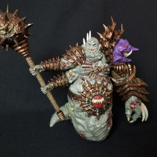 Picture of print of Mordeth - Dark Gods