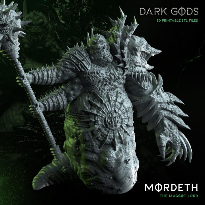 Mordeth - Dark Gods's Cover